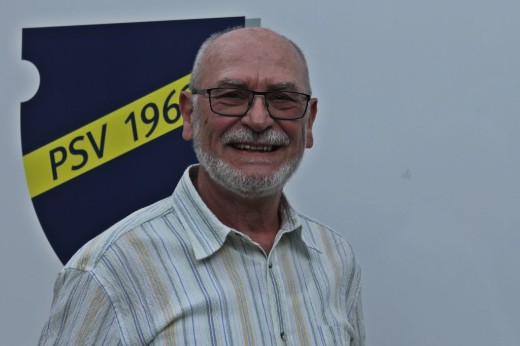 Günter Chatenay, 1. Vorsitzender des Postsportverein Remagen.