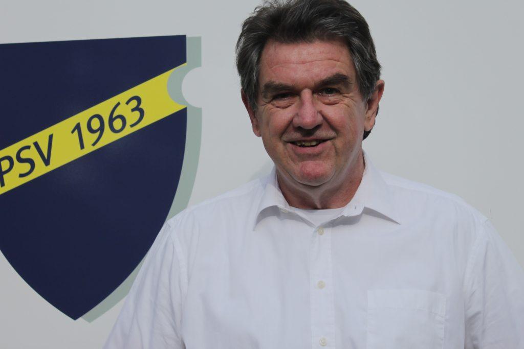 Werner Kill ist Besitzer für das Vereinsheim des Postsportverein Remagen.