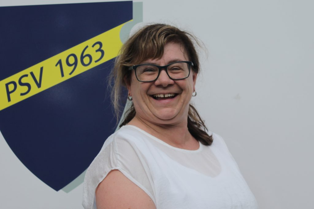 Petra Könen ist Schriftführerin und Pressesprecherin des Postsportverein Remagen.