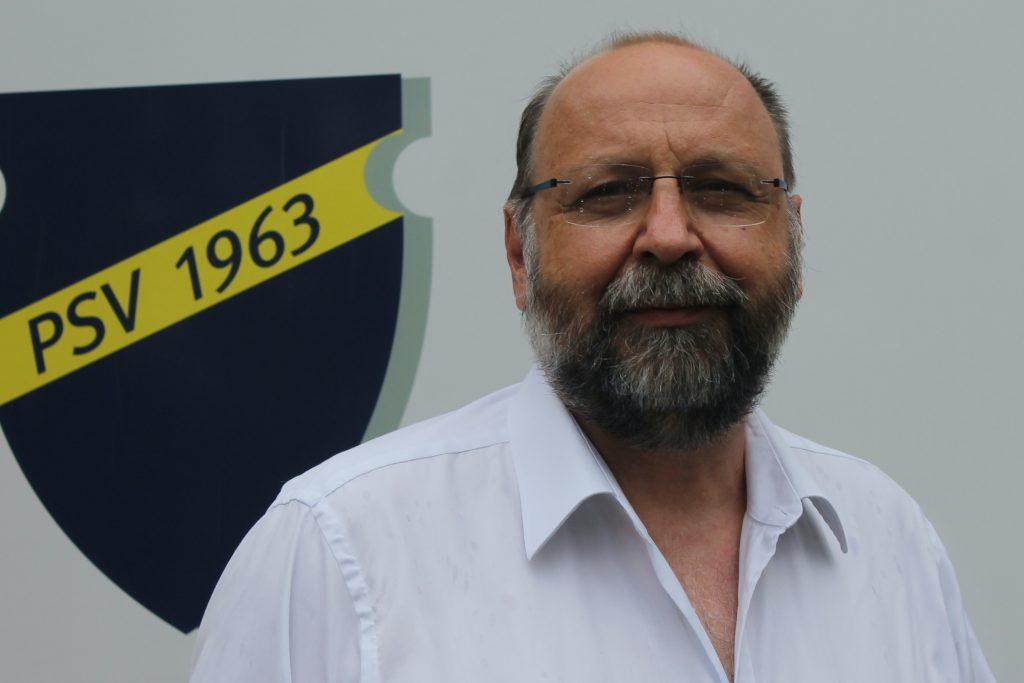 Prof. Dr. Uwe Hansen ist Abteilungsleiter Volleyball
